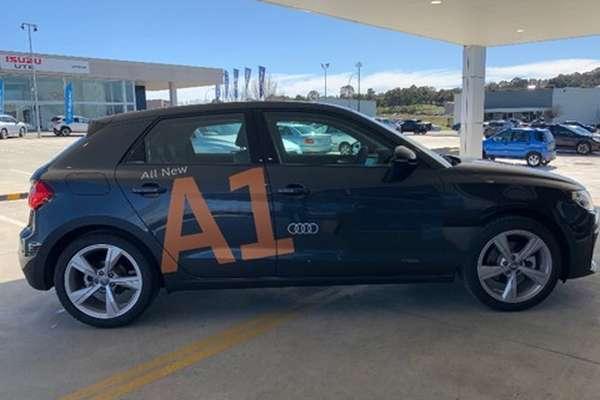 2020 AUDI A1 35 TFSI GB