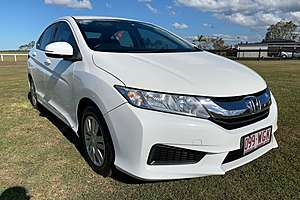 2016 HONDA CITY VTi GM
