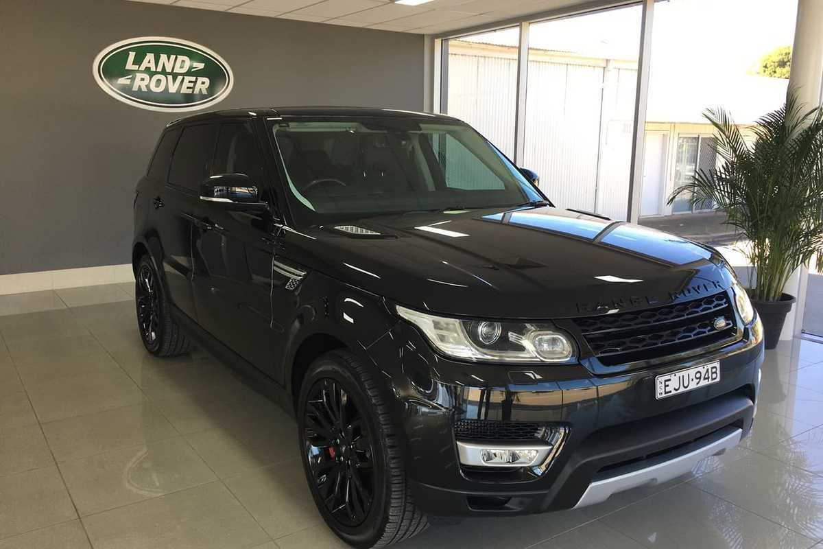 2014 LAND ROVER RANGE ROVER SPORT SDV8 HSE Dynamic L494