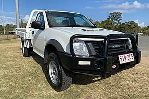 2010 ISUZU D-MAX EX (No Series)