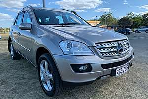 2007 MERCEDES-BENZ M-CLASS ML350 Luxury W164