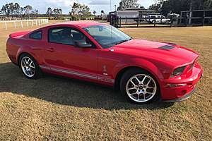2007 FORD MUSTANG GT500 Shelby (No Series)