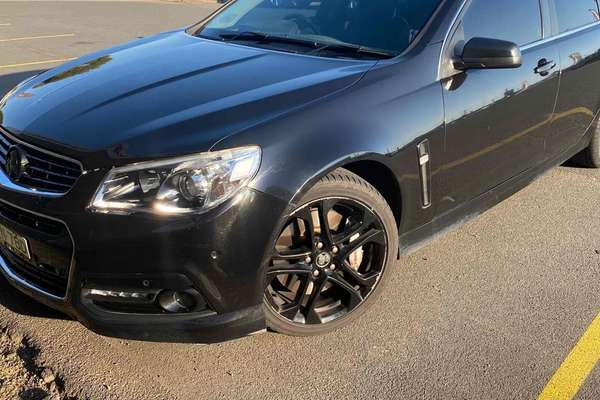 2014 HOLDEN COMMODORE SS V Redline VF