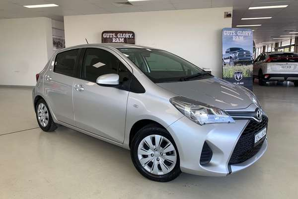 2016 TOYOTA YARIS Ascent NCP130R