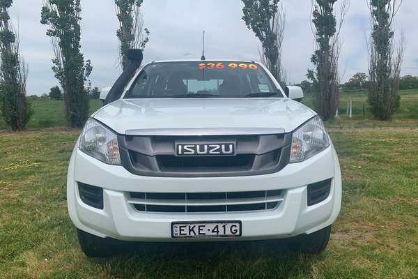 2014 ISUZU D-MAX SX (No Series)