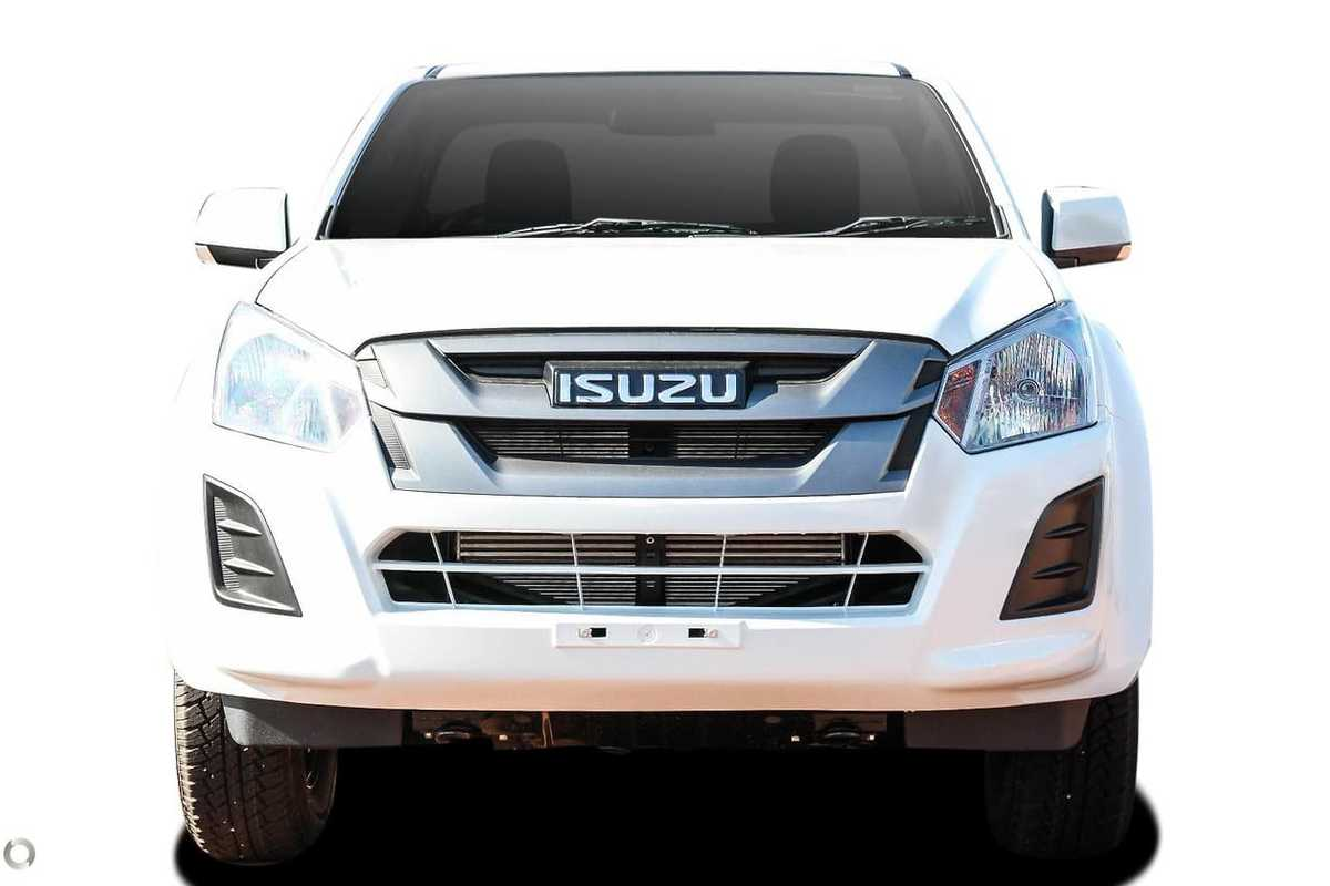 2020 ISUZU D-MAX SX High Ride (No Series)