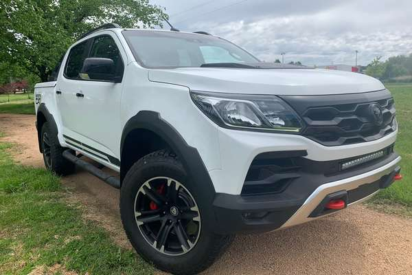 2018 HOLDEN SPECIAL VEHICLES COLORADO SportsCat RG