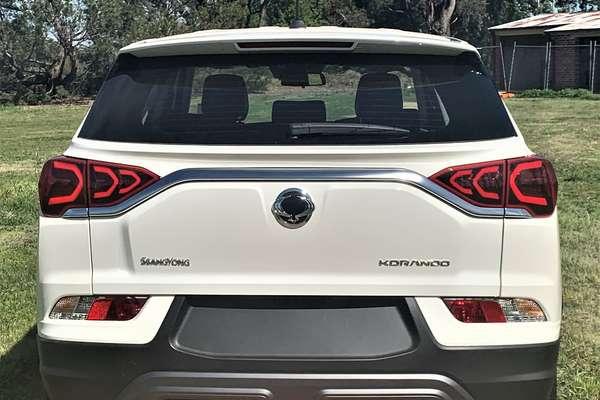 2020 SSANGYONG KORANDO EX C300