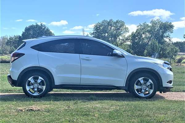2017 HONDA HR-V VTi-S (No Series)
