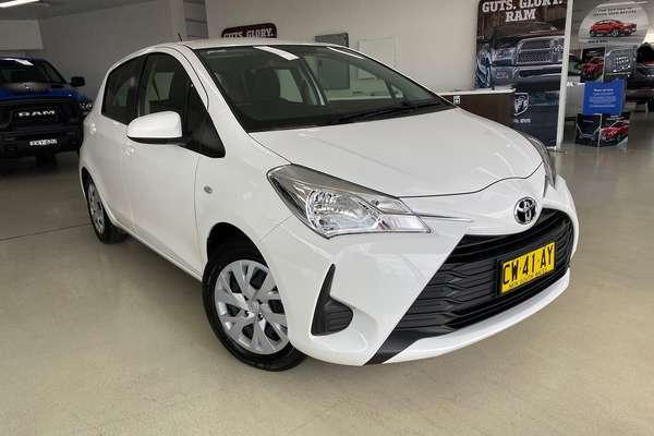 2019 TOYOTA YARIS Ascent NCP130R