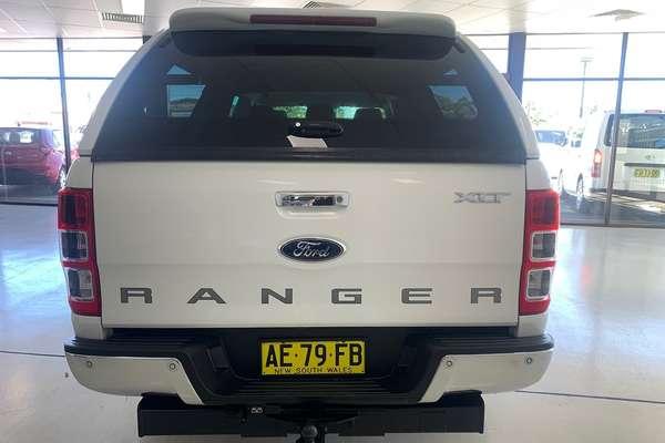 2013 FORD RANGER XLT Hi-Rider PX