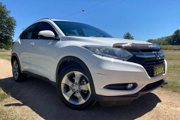 2015 HONDA HR-V VTi-S (No Series)