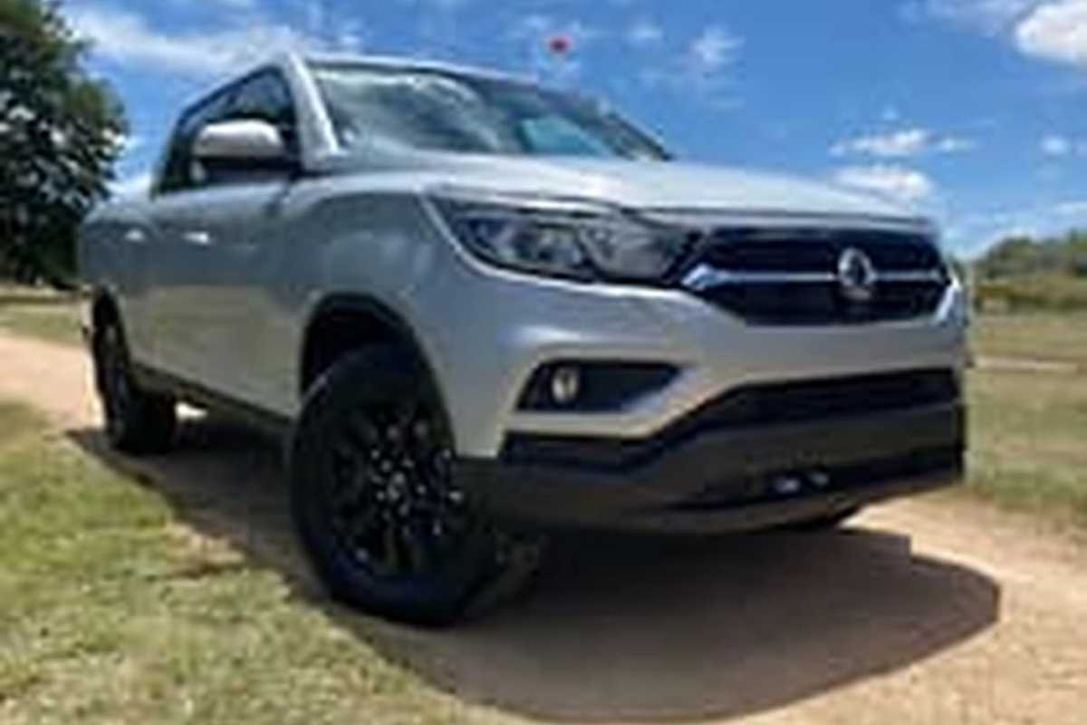 2020 SSANGYONG MUSSO Ultimate Q201
