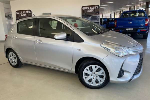 2018 TOYOTA YARIS Ascent NCP130R