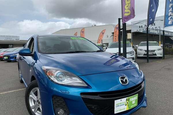 2012 Mazda 3 MAXX SPORTS