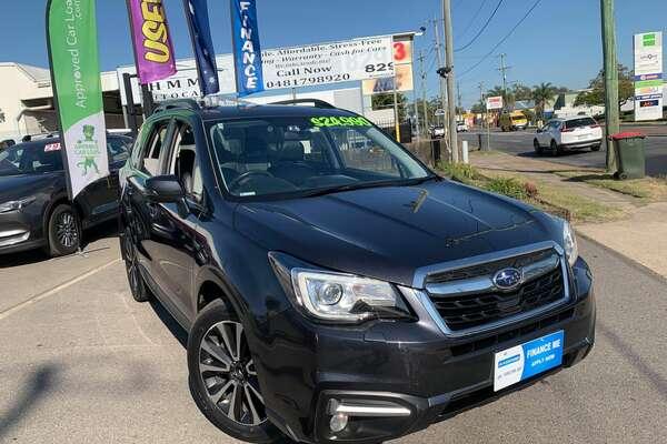 2016 Subaru FORESTER PREMIUM LUXURY