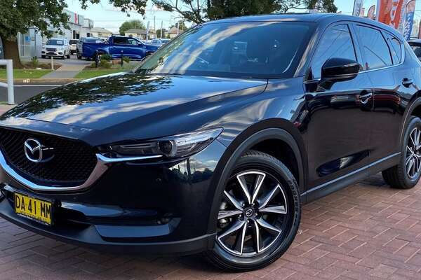 2017 MAZDA CX-5 GT KF Series