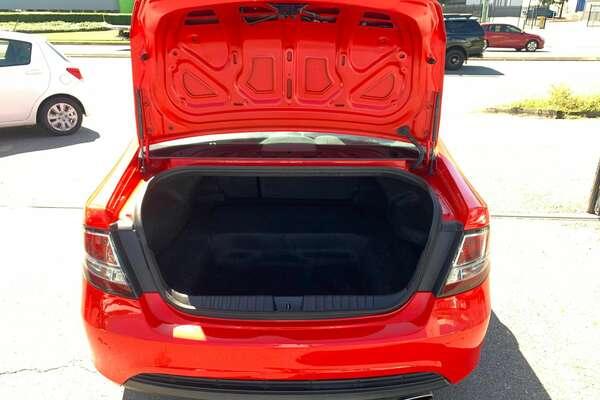 2011 Ford FALCON XR6 AUTO