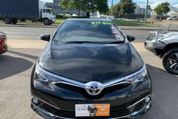 2016 Toyota COROLLA PETROL AUTO