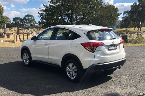 2016 HONDA HR-V VTi (No Series)