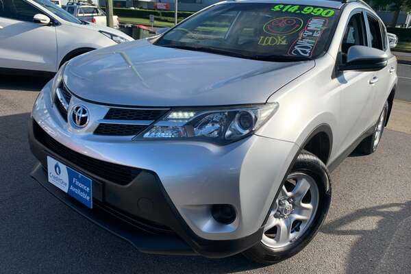 2014 Toyota RAV4 FWD MAN