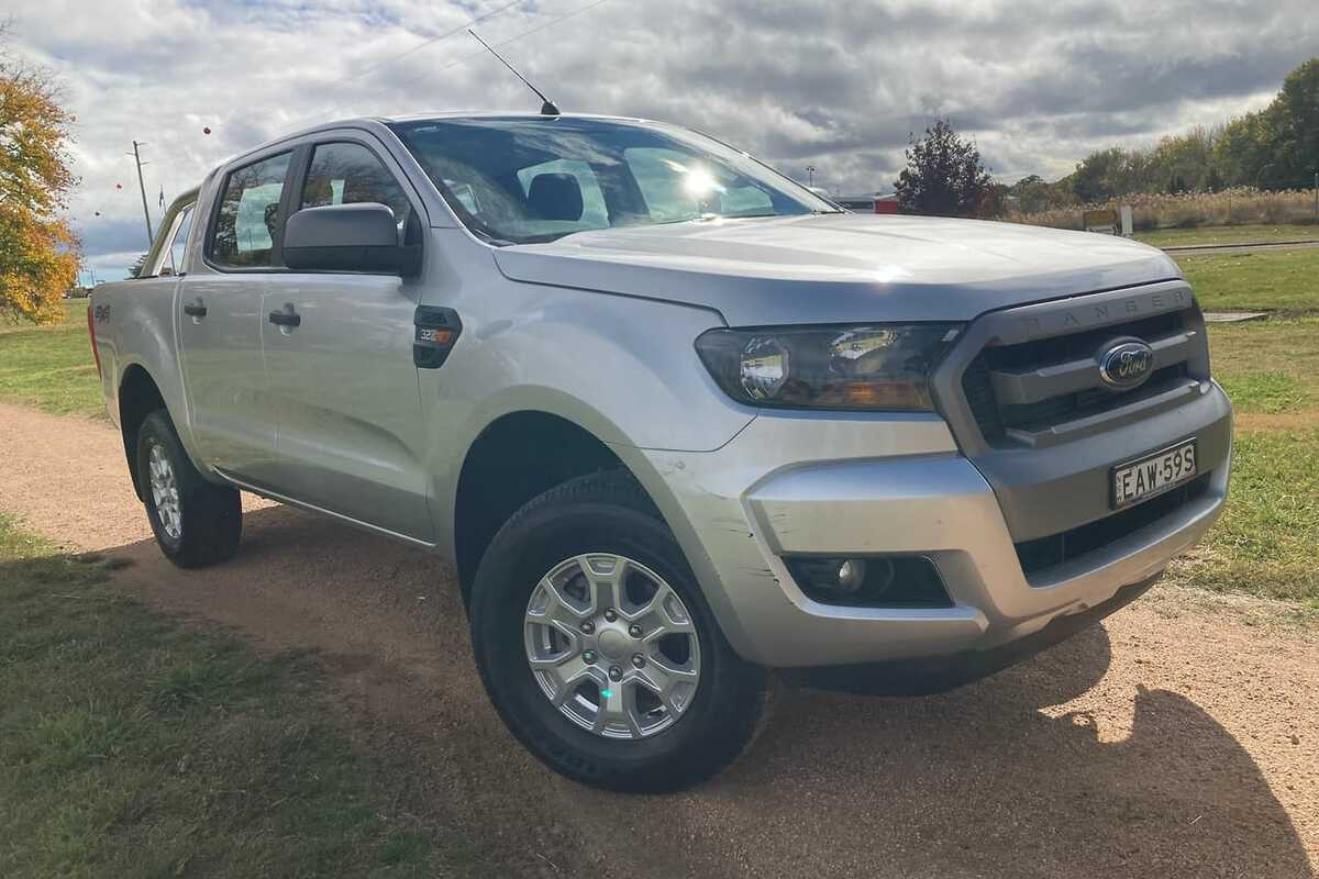 2018 FORD RANGER XLS PX MkII