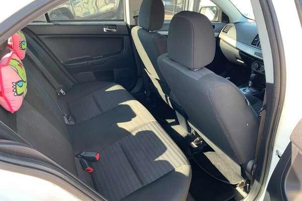 2012 Mitsubishi LANCER PETROL AUTO
