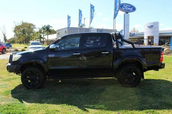 2014 TOYOTA HILUX Black Limited Edition KUN26R