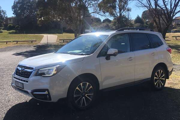 2018 SUBARU FORESTER 2.0D-S S4