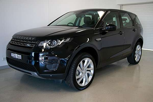 2017 LAND ROVER DISCOVERY SPORT TD4 132kW SE L550