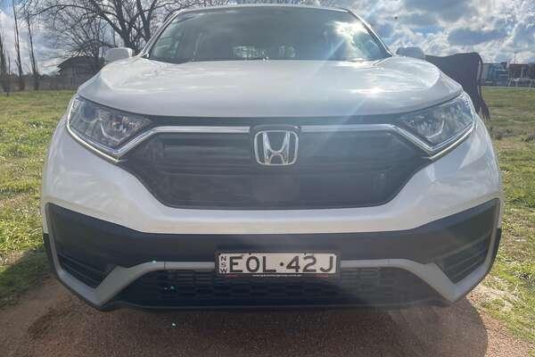 2021 Honda CR-V VTi 7 RW