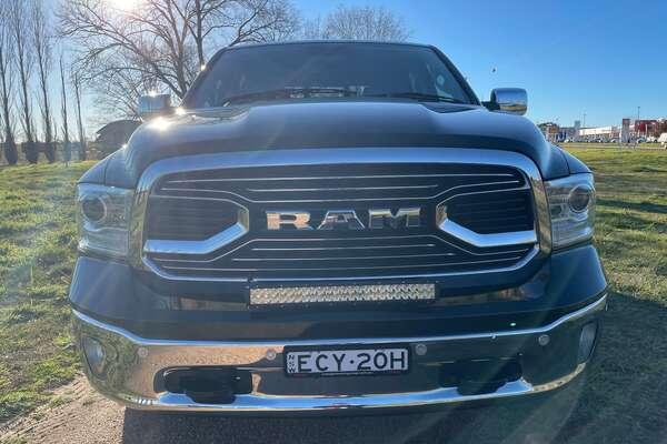 2019 Ram 1500 Laramie RamBox DS