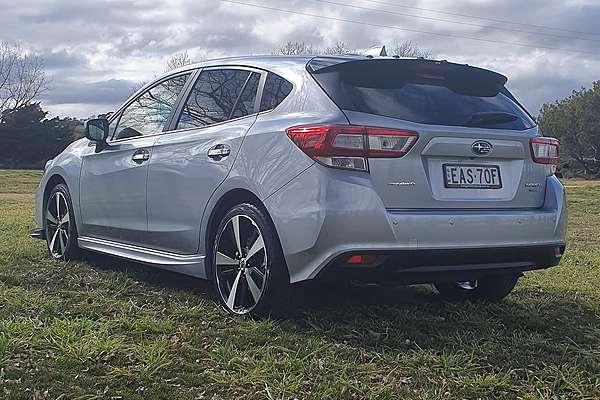 2018 SUBARU IMPREZA S-Edition G5