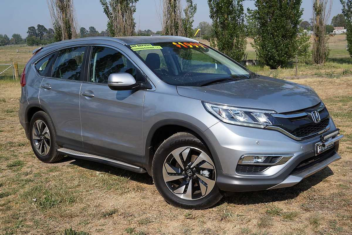 2016 HONDA CR-V Limited Edition RM Series II