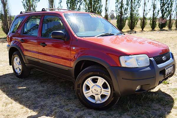 2003 FORD ESCAPE XLT ZA