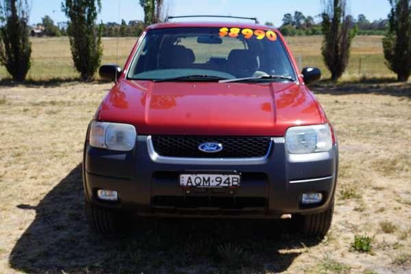 2003 FORD ESCAPE XLT ZA