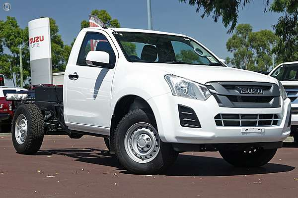 2019 ISUZU D-MAX SX (No Series)