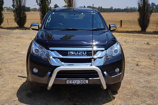 2015 ISUZU MU-X LS-U (No Series)