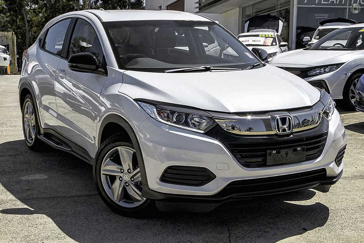 2019 HONDA HR-V 50 Years Edition (No Series)