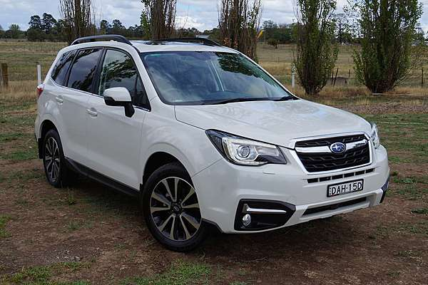 2016 SUBARU FORESTER 2.5i-S S4