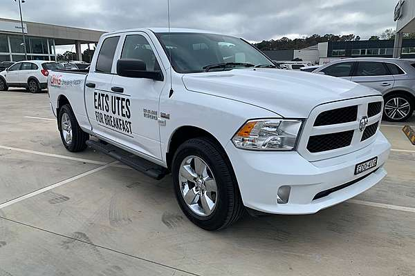 2019 RAM 1500 Express (No Series)