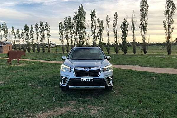 2020 SUBARU FORESTER Hybrid S S5