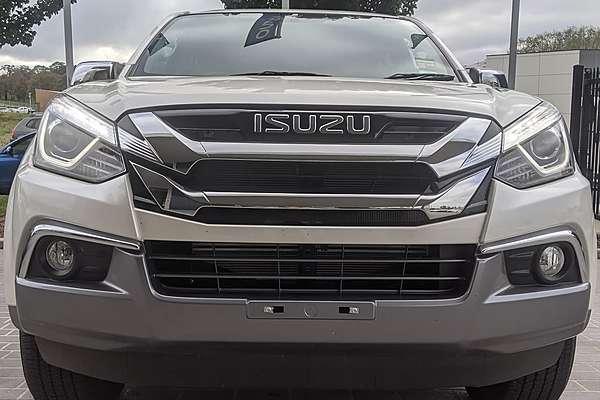 2019 ISUZU MU-X LS-U (No Series)