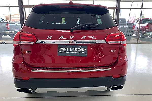 2020 HAVAL H2 Premium (No Series)