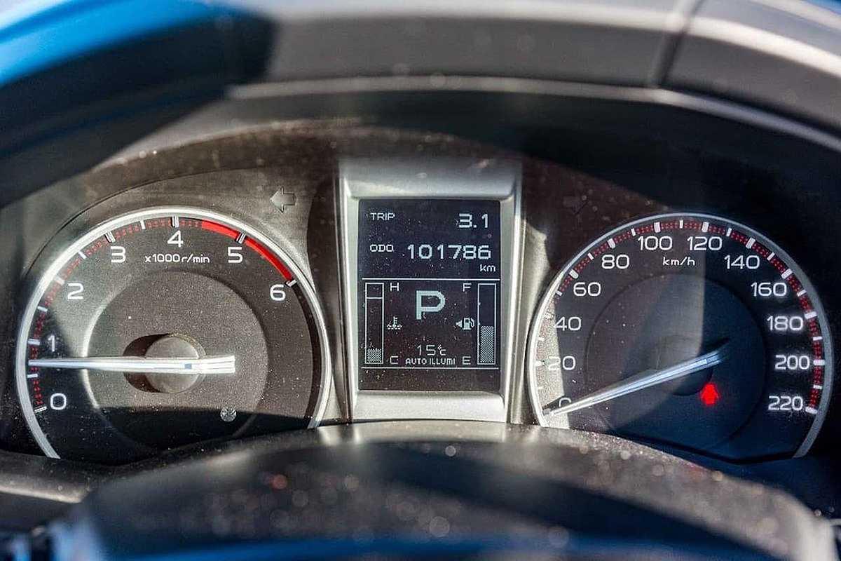2015 ISUZU D-MAX LS-U High Ride (No Series)
