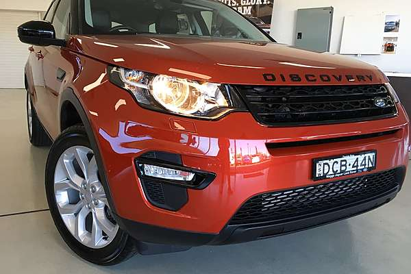 2015 LAND ROVER DISCOVERY SPORT Si4 SE L550