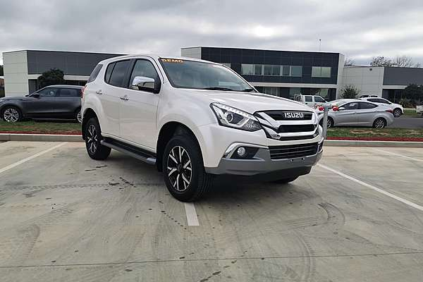 2019 ISUZU MU-X LS-U (No Series)