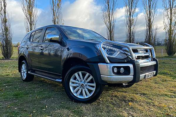 2018 ISUZU MU-X LS-U (No Series)