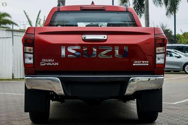 2020 ISUZU D-MAX LS-T (No Series)
