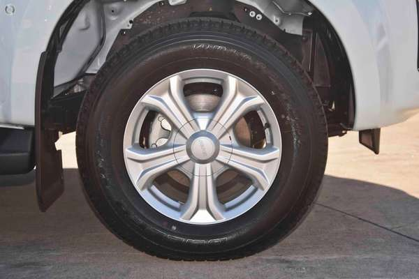 2020 ISUZU D-MAX LS-U High Ride (No Series)